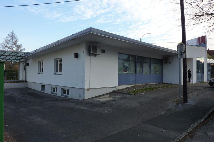 Filiale Nr. 118, Burenstraße 85: Wetten, dass auch der Grazer Altbürgermeister Stingl früher dort, bei der Endstation der Straßenbahnlinie 7, einkaufte?