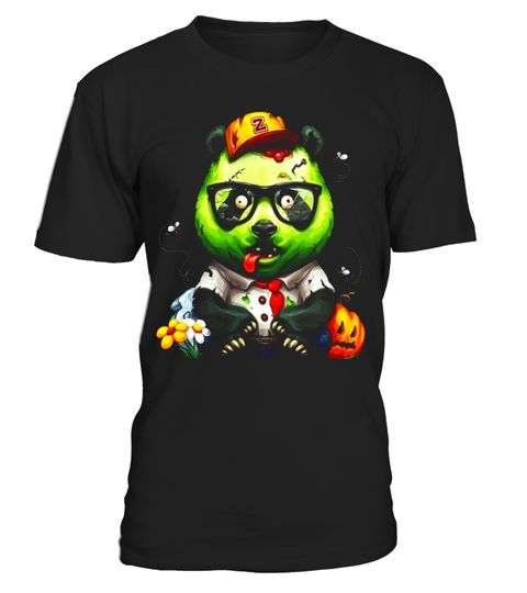 """# Giant Panda Zombie Halloween T-Shirt .  Special Offer, not available in shops      Comes in a variety of styles and colours      Buy yours now before it is too late!      Secured payment via Visa / Mastercard / Amex / PayPal      How to place an order            Choose the model from the drop-down menu      Click on """"Buy it now""""      Choose the size and the quantity      Add your delivery address and bank details      And that's it!      Tags: Everyone is afraid of zombies but everybody…"""
