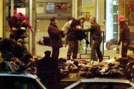 Dubrovka Theater Siege, Russia (October 23, 2002)
