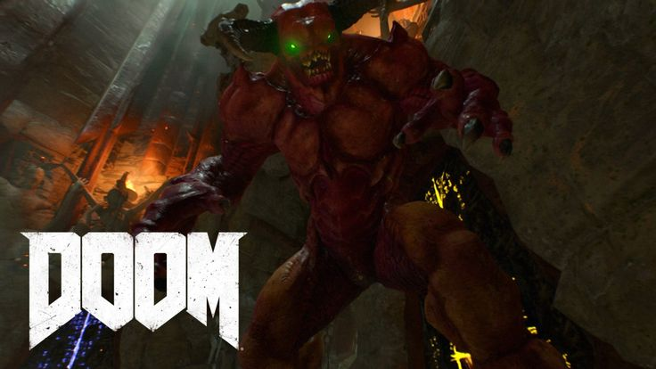 New DOOM Video Game Campaign Trailer Features a Release Date and Plenty of Blood and Guts
