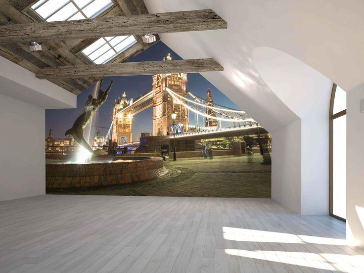 42 best uk wallpaper ideas images on pinterest wallpaper for Decor mural underground