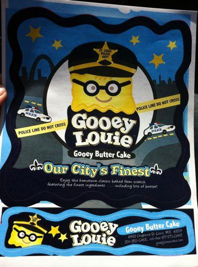 Gooey Butter Cake!!