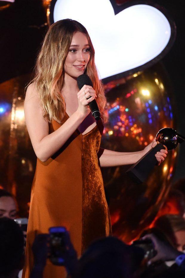 Alycia Debnam Carey at the MTV Fandom Awards 6