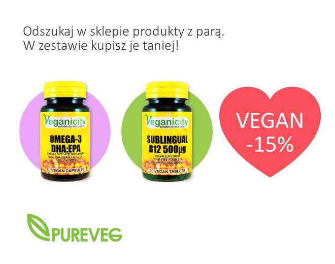 Na Walentynki, parami taniej na www.pureveg.pl  #walentynki #paramitaniej