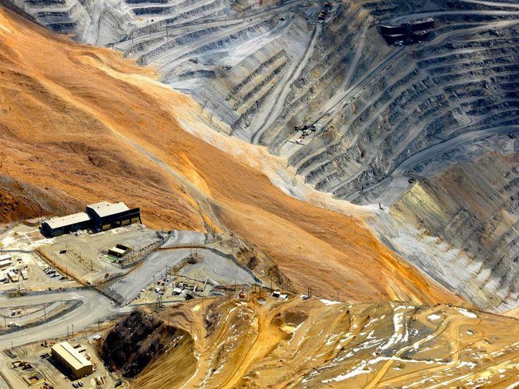 Photos: Bingham Canyon Mine after landslide | fox13now.com