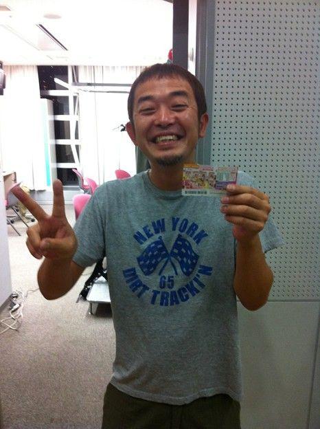 民生さんスクラッチ二百円当たりました!!おめでとうございます!!