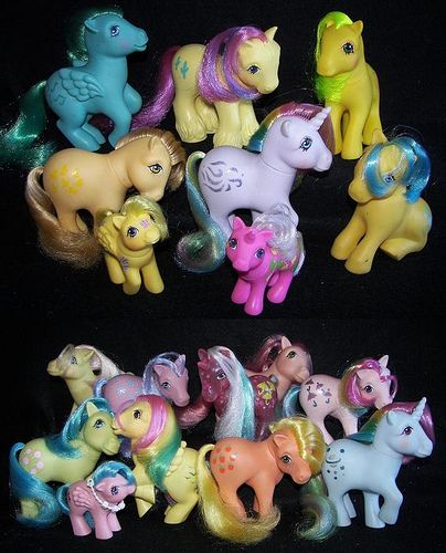 My Little Pony- I have most of these, but you could never have too many!