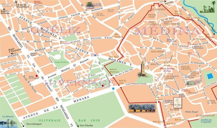 plan marrakech viaprestige 2