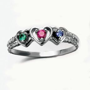 1000 Images About Daughters Pride Rings On Pinterest