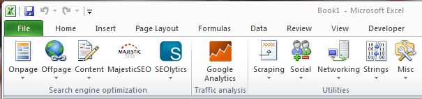 SeoTools for Excel --- yes thats right Excel   -- on the check it out list...http://nielsbosma.se/projects/seotools/