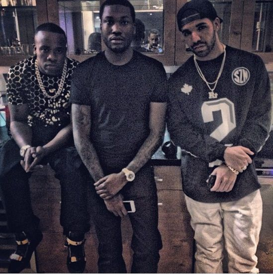 meek mill yo gotti | ... reunite for 2014 Grammy Awards Yo Gotti Meek Mill Drake - Rolling Out