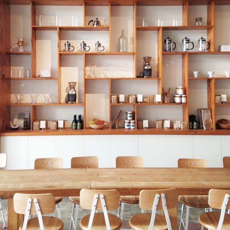 The Mill is a warm and modern coffee shop that's great for refueling after a visit to nearby Alamo Square.