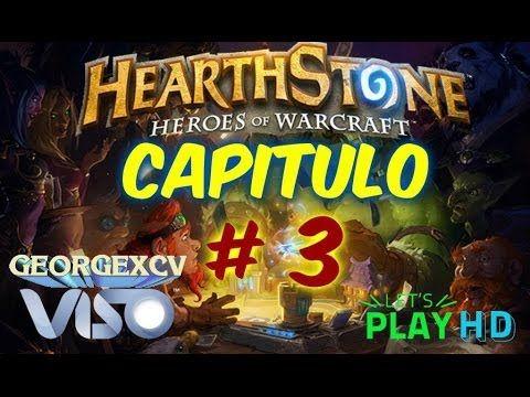 Hearthstone | Battlenet | Gameplay en español capitulo # 3 Cansado de los Paladines