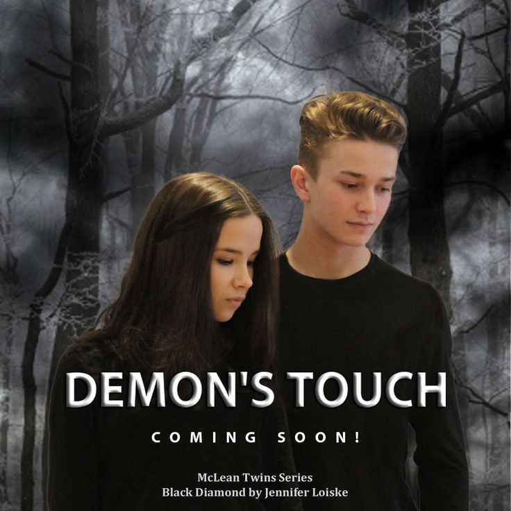 Demon's Touch, part two of McLean Twins series will be released on 20th of January! The story starts here: http://www.amazon.com/BLACK-DIAMOND-McLean-Twins-Book-ebook/dp/B00B3Y92S8