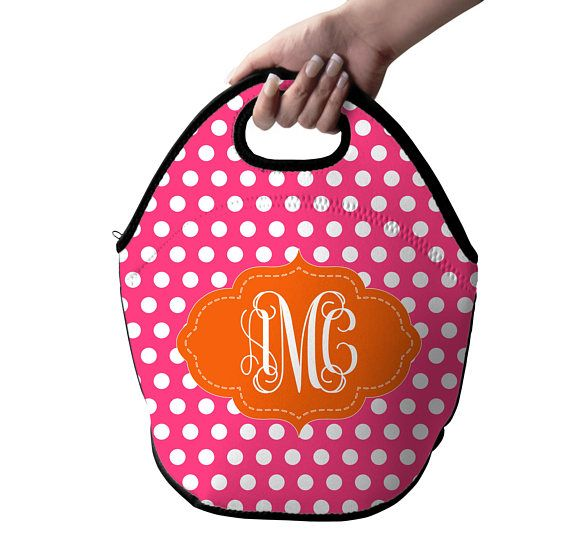 Lunch Bag for Women| Monogram Lunch tote | Reusable Lunch Bag | Teacher Gift | Personalized Lunch Bag |  #PersonalizedGift #TeacherGift #ReusableLunchBag #MonogramLunchBag #MonogramLunchBox #BackToSchool #PersonalizedLunch #MonogramLunchTote #WorkLunchBag #SchoolLunchBag