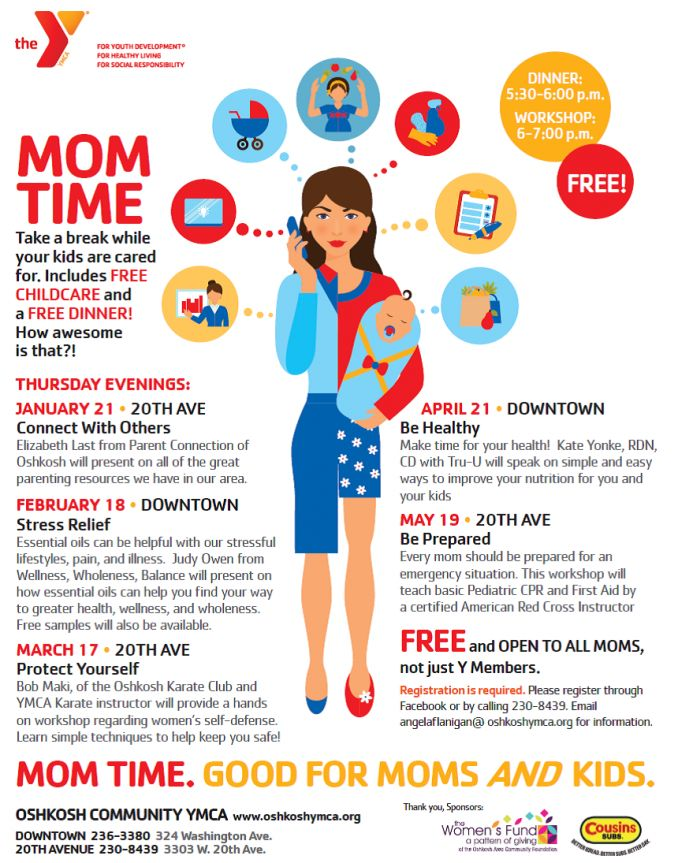 Oshkosh YMCA - Strong Moms ymca events Pinterest - ymca personal trainer sample resume