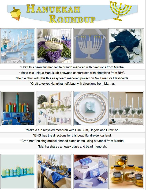 12 hanukkah themed craft tutorials printables how tos for Hanukkah crafts for adults