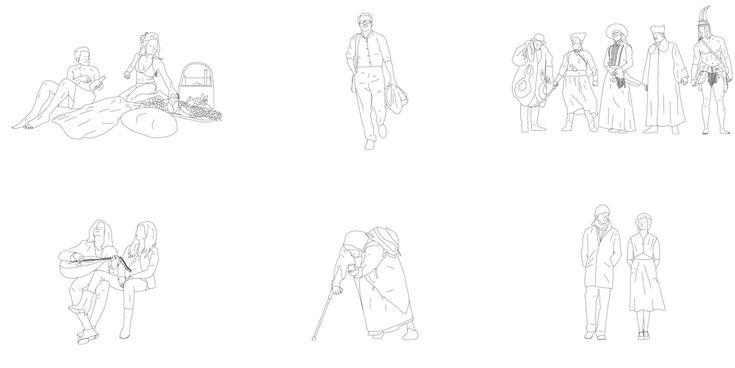 Download Free DWG Drawings Flan Studio Drawings, Free