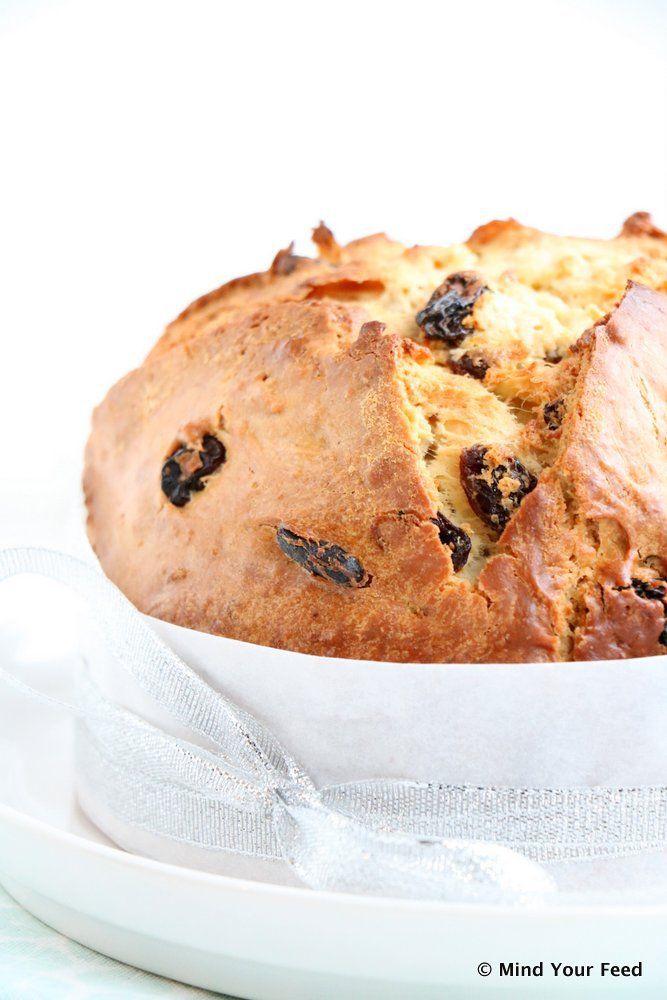 Italiaanse panettone (kerstbrood) - Mind Your Feed