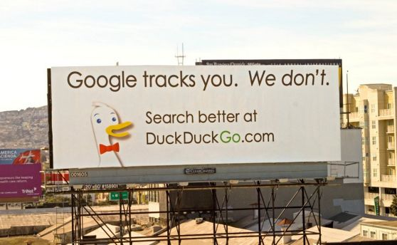 DuckDuckGo, PRISM, and the new business of privacy. Duck Duck Go is a small search engine that doesn't track you.