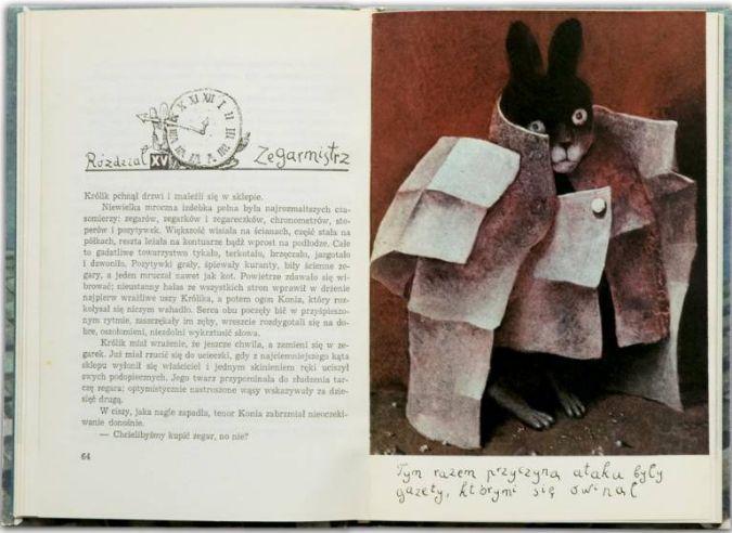Zbigniew Batko, Back Again, or the disastrous results of reading the wrong books / Z powrotem, czyli fatalne skutki czytania niewłaściwych lektur, illustrated by Stasys Eidrigevičius