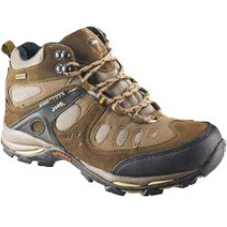 Vêtements de protection et de travail : Chaussettes- chaussures sécurité : Chaussures de randonnée  JEEP Le modèle KAZAK spécial randonnée est un botillon enveloppant. Ces chaussures protègent