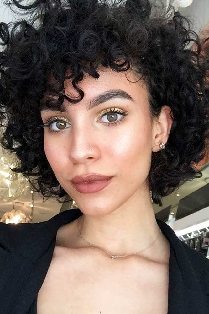 40 Beloved Short Curly Hairstyles For Women Of Any Age Short Hair