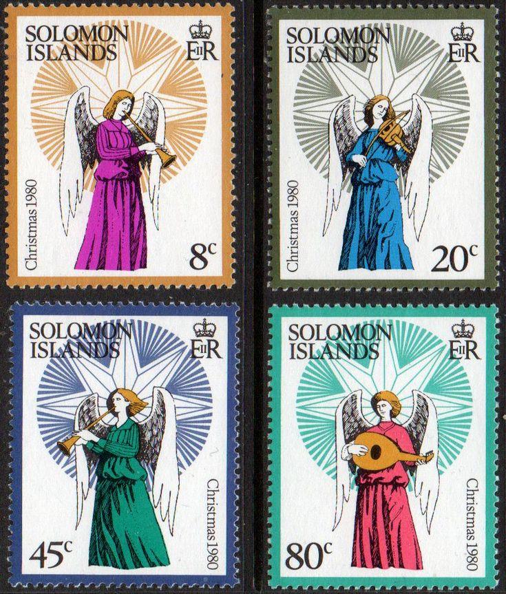 1982 Solomon Islands Diana 21st Birthday Set Fine Mint SG 467/70 Scott 471/4 Other 1982 Barbados Stamps HERE