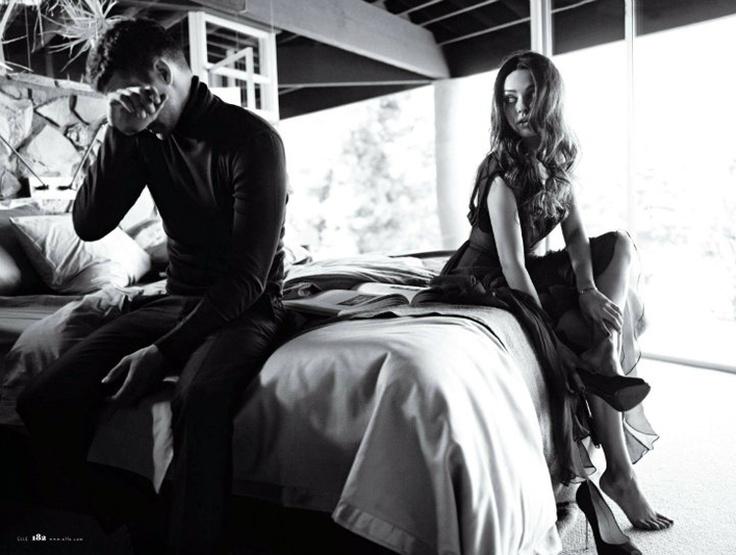 Love Mila KunisMilakunis, Kunis Photoshoot, Justin Timberlake, Justintimberlake, Mila Kunis, Couples Photoshoot, Elle Magazine, Celeb Photoshoot, Photography Inspiration