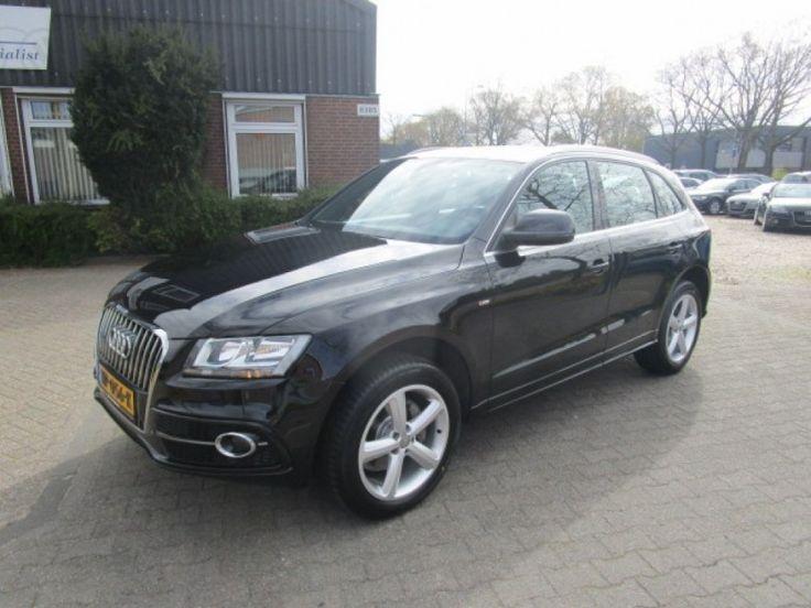 Audi Q5  Description: Audi Q5 2.0 TFSI QUATTRO S EDITION  Price: 630.03  Meer informatie