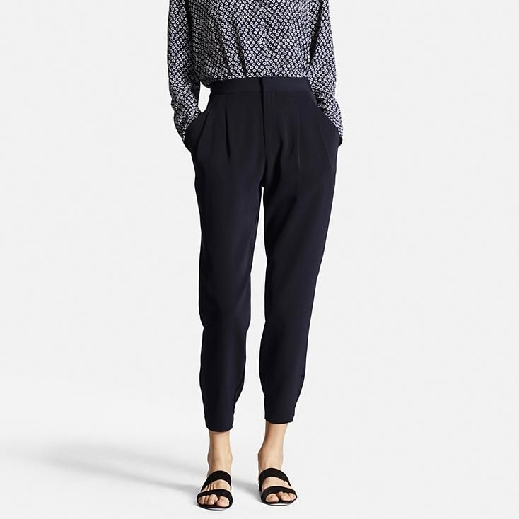 Women's Draped Joggers | UNIQLO