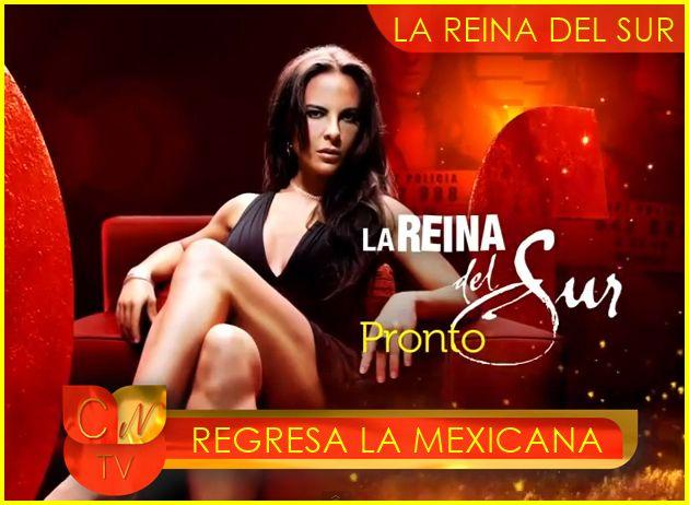 La historia que impacto a todo el continente americano y español regresa muy pronto a Telemundo. Kate Del Castillo interpretando a Teresa Me...