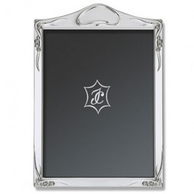sterling silver picture frame to highlight her favorite memories