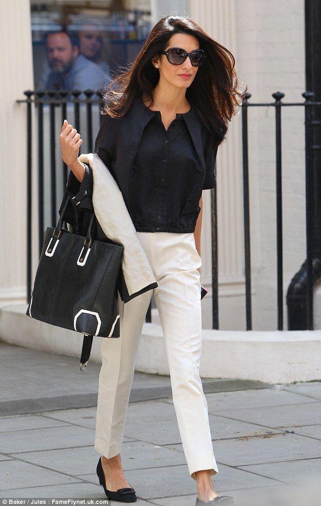 Get Amal Clooney's Best Looks – Fashion Style Magazine