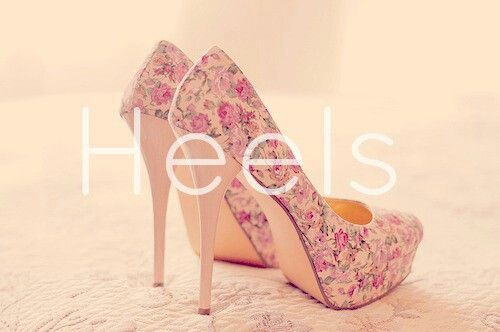 Heels!  I love them,  but I have to be older to wear them...