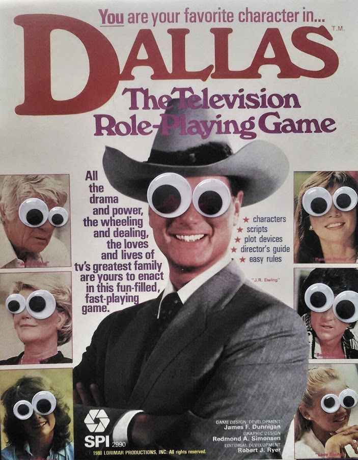 dallas-the-googly-role-playing-game