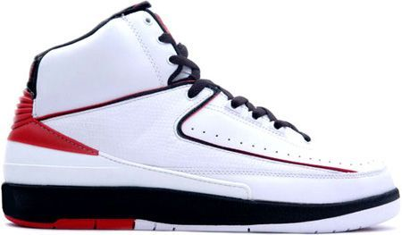 http://www.myjordanshoes.com/air-joran-2-retro-white-varsity-red-black-p-69.html AIR JORAN 2 RETRO WHITE VARSITY RED BLACK Only $73.69 , Free Shipping!