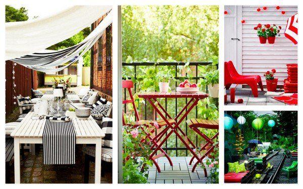 Tökéletes terasz, erkély berendezési ötletek - Masni