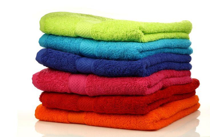 3 Tips para recuperar la suavidad de las toallas