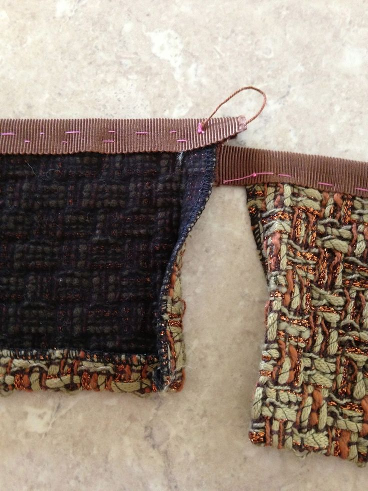 Ricama Fabrics: Sewing Instructions, Day 5