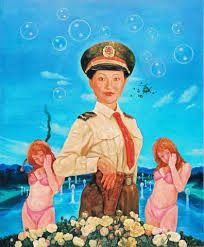 Guo Jian. (1962 - ) Chinese-Australian
