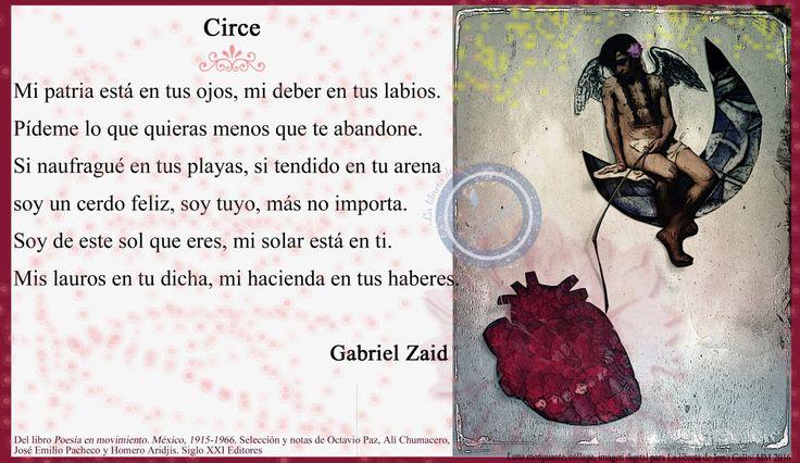 Las postales de Mónica: Gabriel Zaid
