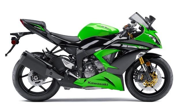 Kawasaki ZX-6R 636 2013 (Foto: Divulgação)This is my dream bike.  No it's not a Ducati or Hayabusa.