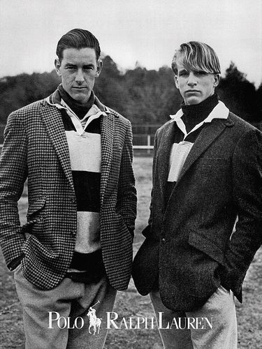 Ralph Lauren - 1987 Fall/Winter - Database & Blog about classic and stylish male imagery