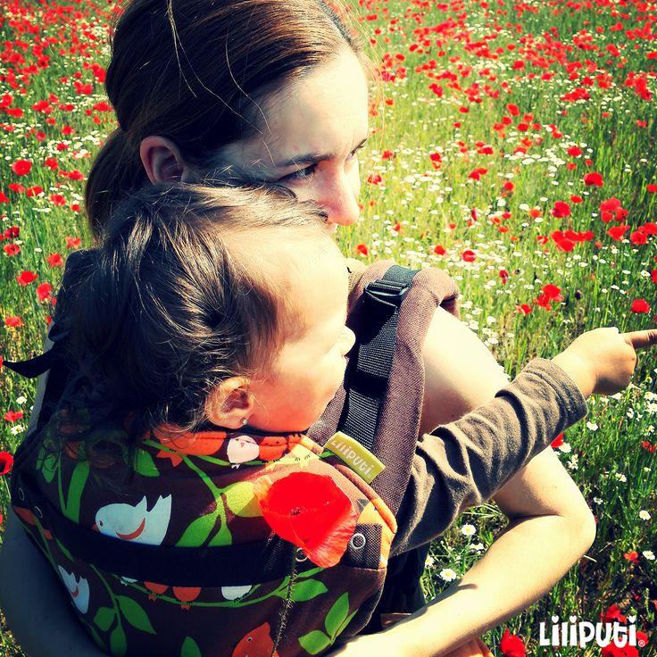 Poppy love  #LiliputiStyle