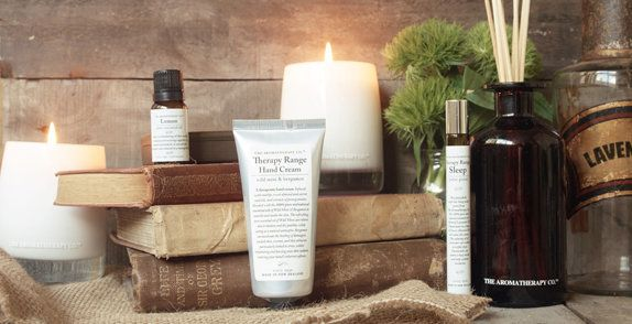 Therapy Range - The Aromatherapy Company