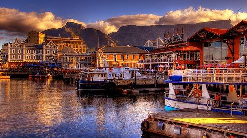 V & A Waterfront | Cape Town, South Africa (Southern Africa)