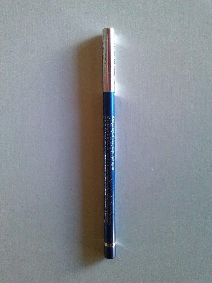 Eyeliner lipliner pencil 1,4gr matita colore azzurro azure blue per trucco occhi e labbra #eyeliner #lipliner #pencil #matita #matite #maquillage #makeup #cosmesi #cosmetica #cosmetiche #cosmetici #cosmetico #occhi #occhio #labbra #labbri #labbro #ecommerce #homebusiness #negozi #negozio #shopping #entrataliberashopping #wynie #wirly