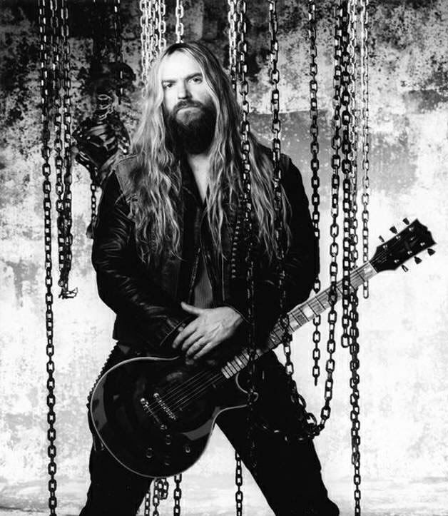 Zakk Wylde - guitarist for Ozzy Osbourne and vocalist and lead guitar for Black Label Society.