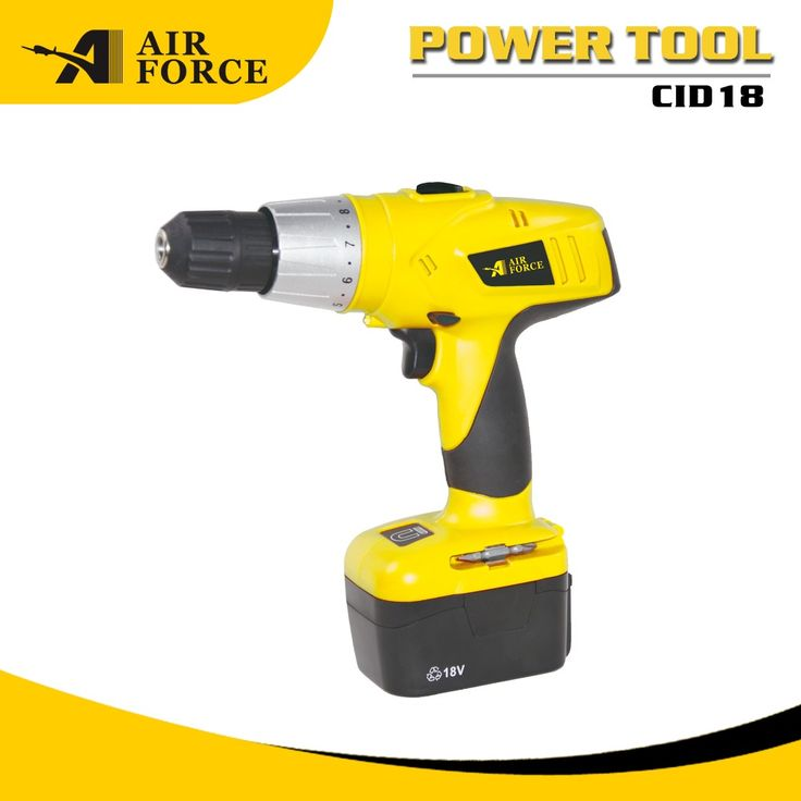 AF CID18 High Quality Professional 18V Cordless Impact Drill
